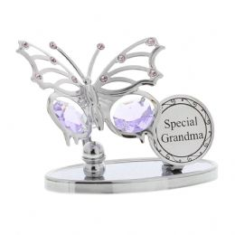 Mothers Day Gift Ideas Presents Gifts for 'Special Grandma' Swarovski Butterfly